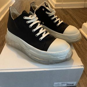 Rick Owens Abstract Ramones Size 44 for Sale in Lynnwood, WA