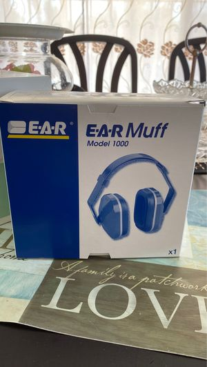 earmuff model 100 for Sale in Los Angeles, CA