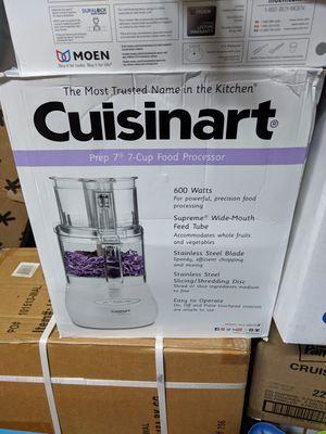 Cuisinart 7 Cup Food Processor for Sale in Dublin, CA