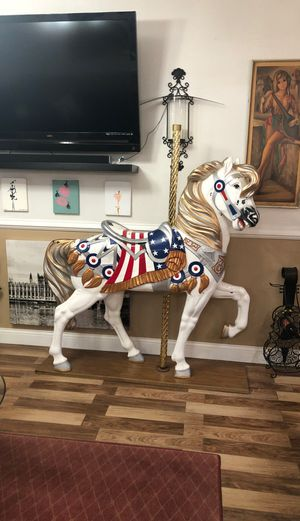 Carousel Horse For Sale for Sale in Midland, TX