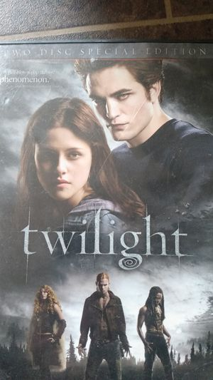 Twilight 2 disk special edition for Sale in Warren, MI