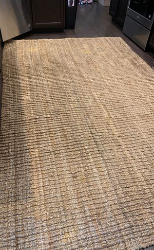 6x9 Braided Jute Rug for Sale in Colorado Springs, CO