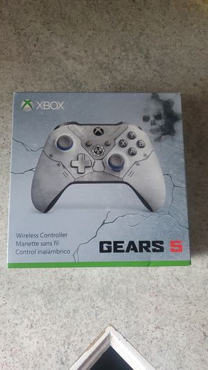 Gears 5 xbox controller gears of war collectors for Sale in Conklin, NY