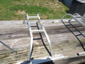Boat seat stands aluminum for Sale in Eustis, FL