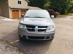 2010 Dodge Journey 130k low miles Clean title Run and drive perfect No problems or issues 4500$ for Sale in Tacoma, WA