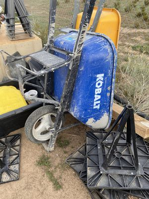 Kobalt Wheel barrel for Sale in Victorville, CA