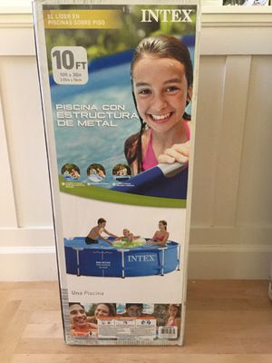 """NEW Intex 10' x 30"""" Metal Frame Swimming Pool for Sale in Mill Valley, CA"""