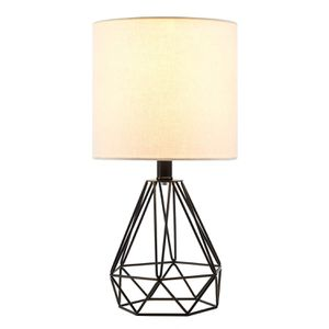New Table Lamp with White Fabric Shade for Sale in Hacienda Heights, CA