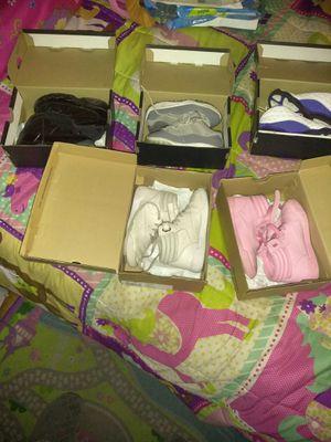 Jordans and Reebok Shoes for Sale in Valley Grande, AL