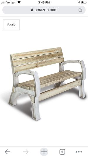 2x4 Basics Any Size Chair/Bench for Sale in Springfield, VA