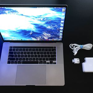 16-inch MacBook Pro, Space Gray (2019) for Sale in San Diego, CA