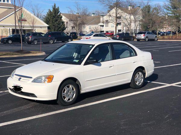 2002 Honda Civic EX 27,306 Miles