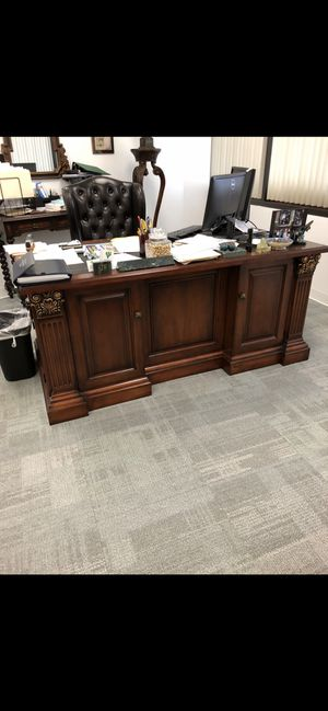 Office furniture for house or office for Sale in RCHO SANTA FE, CA