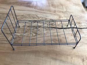 Doll Metal Bed Frame for Sale in Seattle, WA