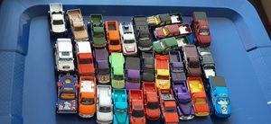 Toys Trucks lot of 30 for Sale in Dallas, TX