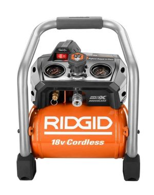 Ridgid cordless 18v air compressor for Sale in Germantown, MD