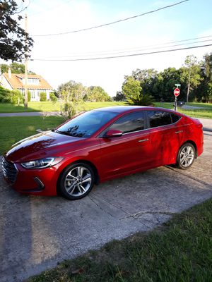 Hyundai ELANTRA limited 2017 for Sale in Winter Haven, FL