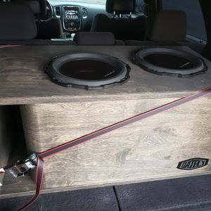 12 Inch P3s And Gately Box for Sale in Chandler, AZ