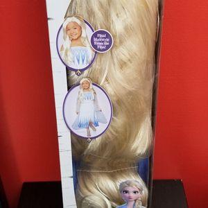 NEW! Frozen 2 Elsa the Snow Queen Wig. for Sale in Saint Paul, MN