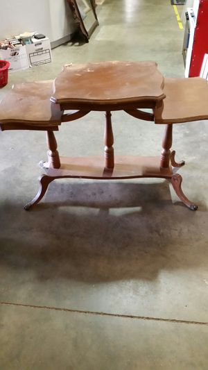 Antique 3 Tier Table for Sale in Inman, SC