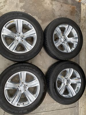 Dodge Ram 20 inch Sports for Sale in Moreno Valley, CA