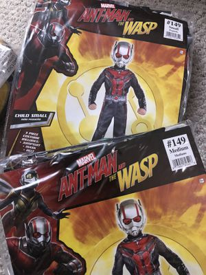 Ant-Man kids Costume for Sale in Germantown, MD