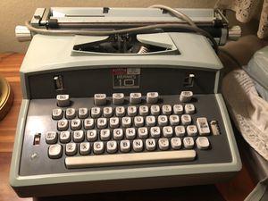 Hermes electric typewriter for Sale in Bloomington, CA