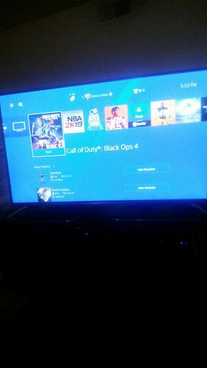 """55"""" sharp smart TV for Sale in Abilene, TX"""
