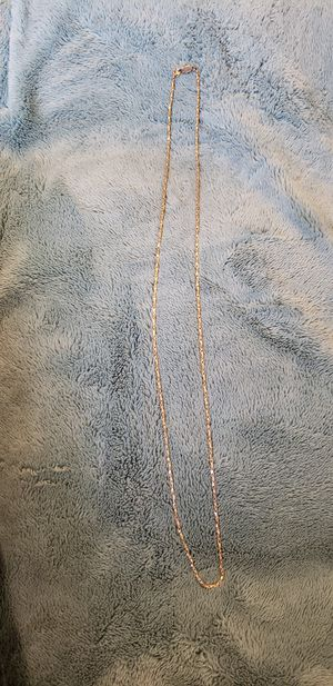 14k gold chain for Sale in Spokane, WA