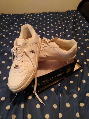 White polo men shoes for Sale in Austin, TX