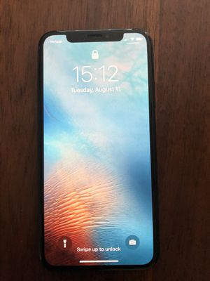 iPhone X Unlocked 256GB for Sale in Wheaton, MD