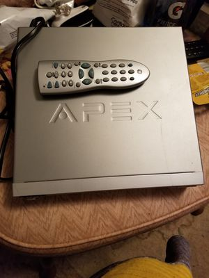 APEX DVD player for Sale in Oceano, CA