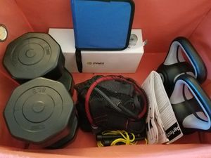 Workout equipment for Sale in Virginia Beach, VA