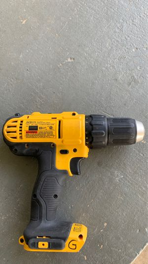 DCD771 dewalt 20v drill for Sale in Thomasville, NC