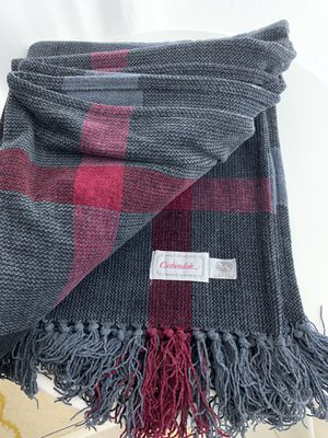 100% Cotton Chenille Throw Blanket for Sale in Seattle, WA