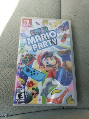 Super mario party brand new for Sale in Temple, GA