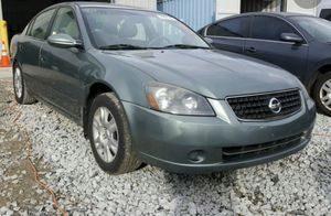 2006 Nissan Altima for sale for Sale in March Air Reserve Base, CA