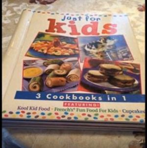 3-1 Cookbook For Kids for Sale in San Leandro, CA