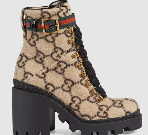 Gucci boots women's size 8
