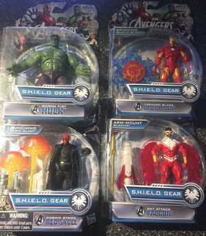Avengers assemble collectible Action Figure 3.75 inch collectibles for Sale in Queens, NY