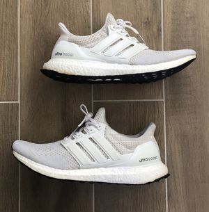Adidas Ultraboost 1.0 Triple White OG 2015 version size 9.5 for Sale in Mission Viejo, CA