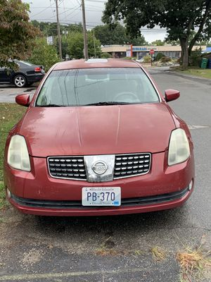 04 Nissan Maxima (PARTS ONLY) for Sale in Warwick, RI