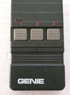 Genie Garage Door Opener Remote Model T90-3 for Sale in Vallejo, CA