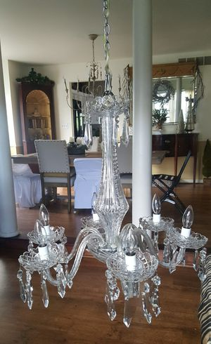 Waterford C6 Chandelier for Sale in Mount Airy, MD