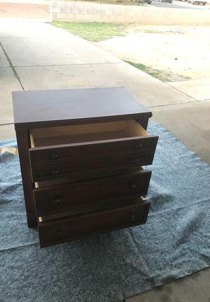 Three drawer dresser for Sale in Phoenix, AZ