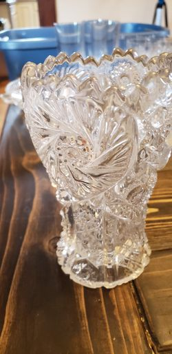 Small Crystal Vase for Sale in Colorado Springs,  CO