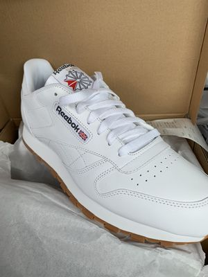 White Reebok Classic Sz 11 for Sale in Fairfax Station, VA