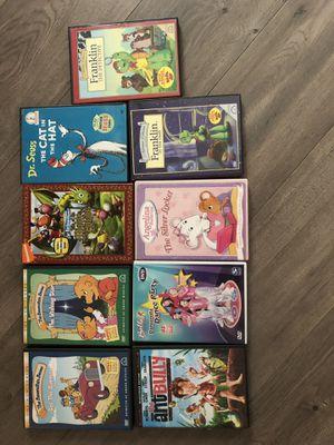 Kids dvds for Sale in Barnegat Township, NJ