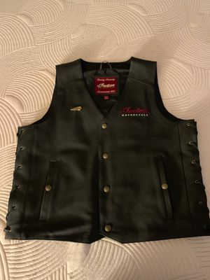 Indian motorcycle vest for Sale in Kent, WA