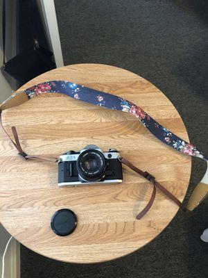 Canon film camera for Sale in Lubbock, TX